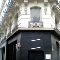 O Clube do Silencio – Paris