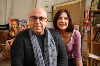 Paolo Virzí e Serena Ucelli Blog