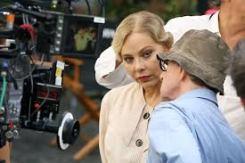 Ornella Muti com Woody Allen by Serena Ucelli