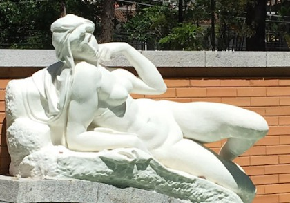 Aurora di Michelangelo Buonarroti by Serena Ucelli