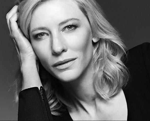 Serena Ucelli di Nemi e Cate Blanchett