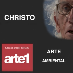 E hoje! Christo as 23,30h. no Arte1