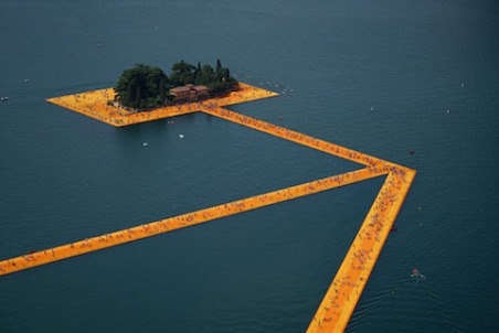 Christo-artwork-Lake-Iseo-2016-The-Floating-Piers_Serena Ucelli
