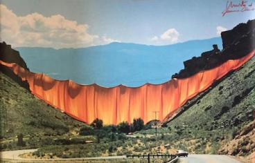 Christo-Valley Curtain_Serena Ucelli