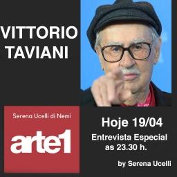 Vittorio Taviani por Serena Ucelli