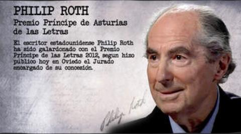 Philip Roth Premio Principe das Asturias1