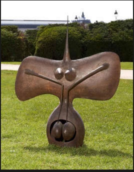 Sculpture 2_Xavier Veilhan_Serena Ucelli