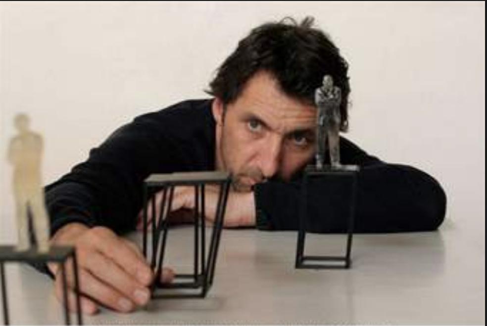 Xavier Veilha by Serena Ucelli