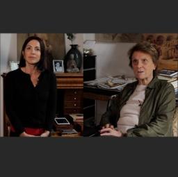 Ultima Chance de assistir a entrevista exclusiva de Serena Ucelli com a grande diretora do Cinema Italiano Liliana Cavani no Canal Arte1, hoje, terça-feira 26/06/2018 as 21,00 h.