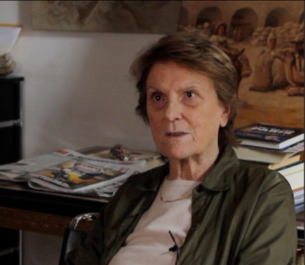 Liliana Cavani by Serena Ucelli