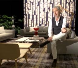 Ultima Chance!! Hoje, terça, as 21.00 horas no Arte1 reprise da entrevista exclusiva de Serena Ucelli com o designer holandês Marcel Wanders