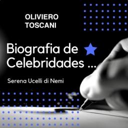Biografia do controvertido fotografo Italiano Oliviero Toscani