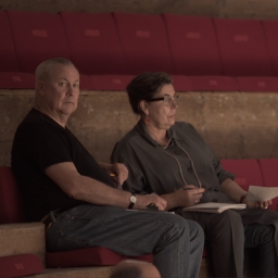 Ultima Chance! Reprise da entrevista exclusiva de Serena Ucelli com o diretor de teatro Bob Wilson. Hoje terça feira 10/07 as 21.00 horas no Arte1
