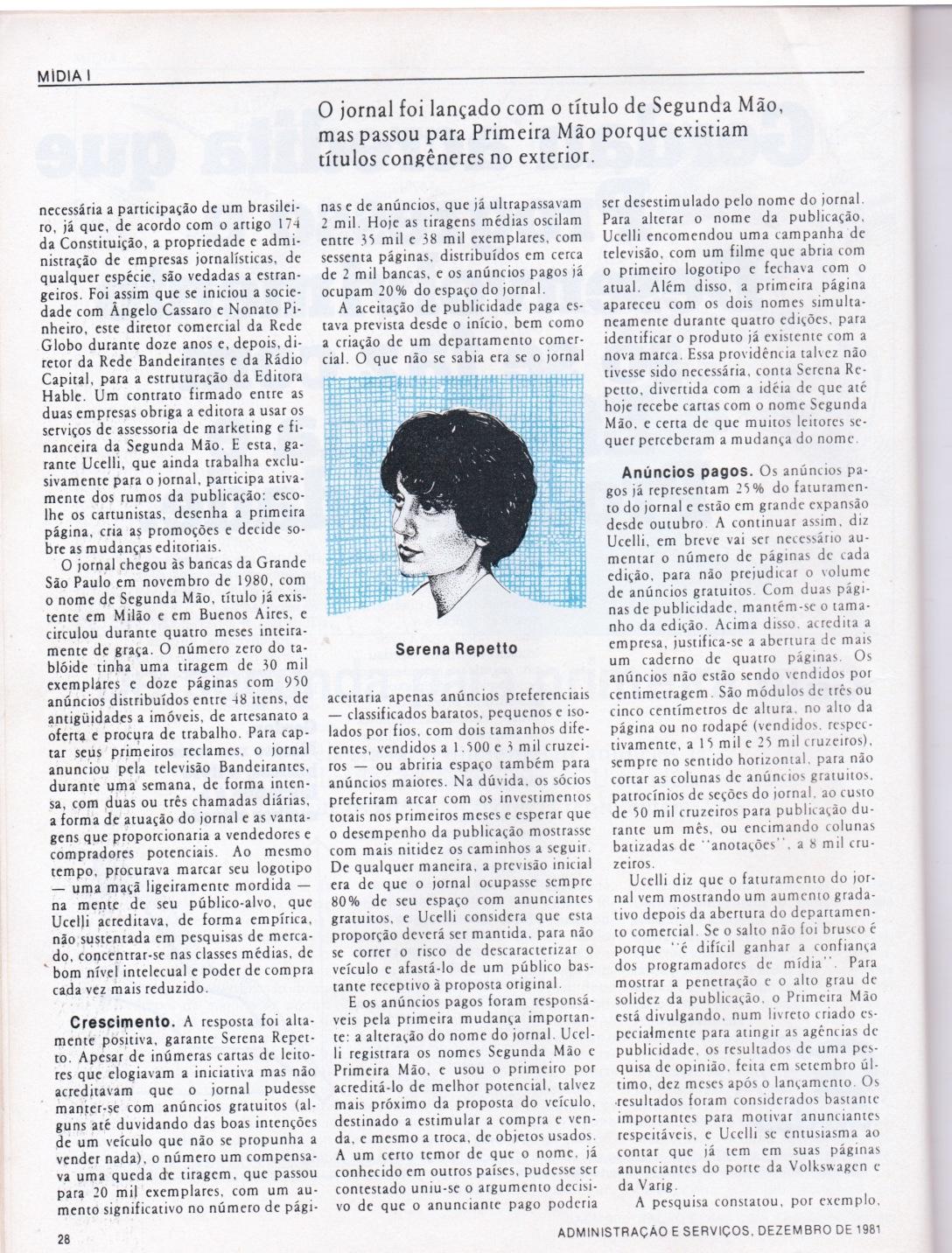 1981:12 Materia Revista Administração 2