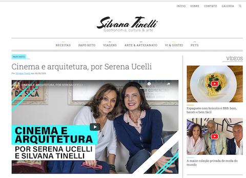 2019-6-6 Silvana Tinelli_Serena Ucelli 1