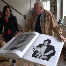REPRISE da entrevista do fotografo ingles que fez historia! David Bailey