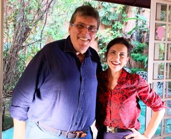 Carlo Gangia e Serena Ucelli