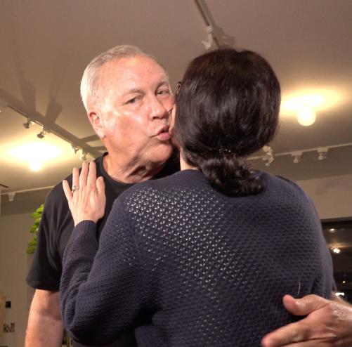 Sere e Bob's Kiss Interview